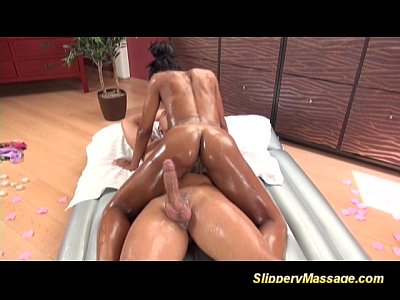 slippery nuru massage compilation