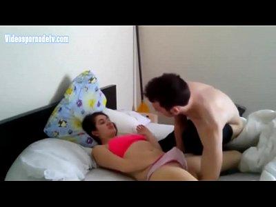 Домашний секс с моим другом