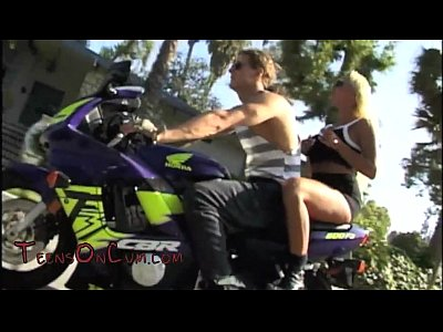 Babes Beautiful Bigcocks video: Young Biker Groupies