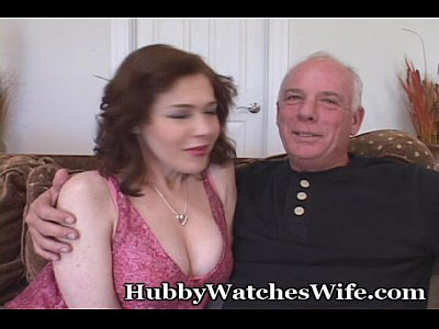 Cuckold Couple Blowjob video: Sex Crazed Wifey Opens Pussy For Another
