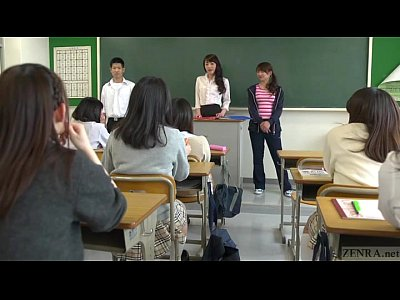 Milfs Femdom Group video: Japanese school from hell with extreme facesitting Subtitled