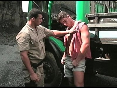 Truck driver bangs his wife 10