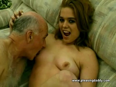 Vintage Blowjob Sucking video: Old Man Dave Fucks A 18 Year Old Slut