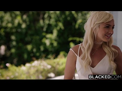 BLACKED First Interracial For Naughty Blonde El... | Video Make Love