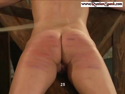 Spanking video: Hard Spanking - Humiliated Bitches