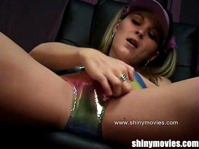Shiny Spandex Porn