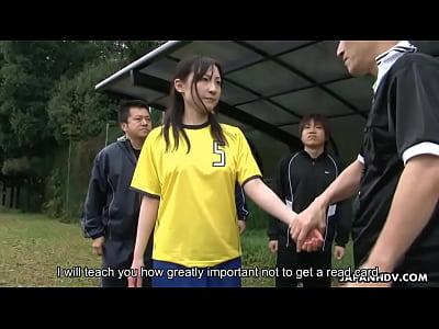 [盗撮]サッカー部の女子マネージャーは性よく発散の道具です!学園盗撮動画です。 – 盗撮せんせい