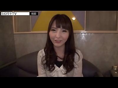 【シロウトTV】のぞみ 21歳 素人AV体験撮影898