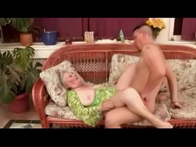 Granny,Cum