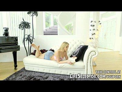 Blonde Blowjob Cowgirl video: POV sex with Mia Malkova
