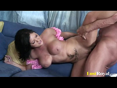 Cum hot brunette 4849 huge shot swallow