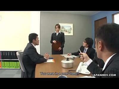女性咲-saki-ガットから認識されたポルノビデオとても彼女打撃