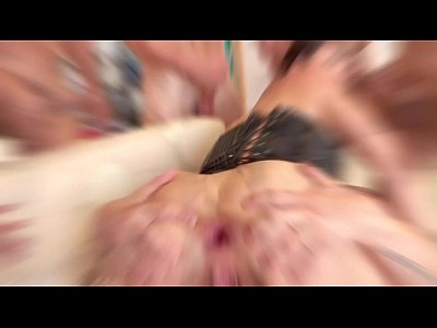 Sperma Party #9 Mira Cuckold great DP, DAP & TP, gapes, spearm games, 10 swallows GIO063