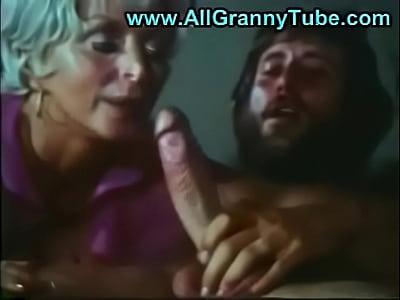 Granny blowjob sample video