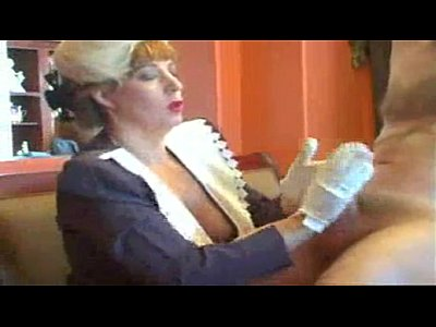 Handjob Mature Mom video: Mommy Afton - Naughty Handjob