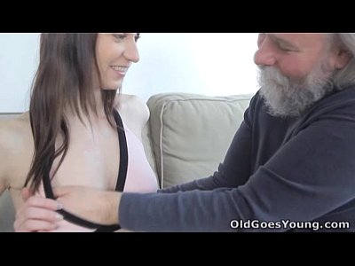Alina didn't think old men could satisfy her