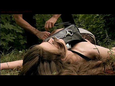 Bdsm Spanking movie: Captured in the park and torment in the basement