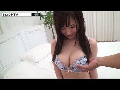 【巨乳セックス動画】色白美女のマシュマロの様なオッパイにフル勃起必至!