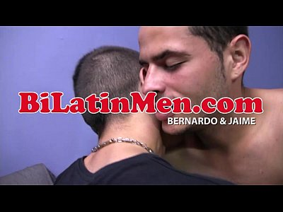 Geys Videos Latin guy gets blowjob from another guy