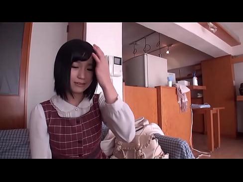 【美少女アダルト動画】清純派の美少女がエロく乱れていく楽しみ!童顔がだんだんといやらしい女の顔になっていく!