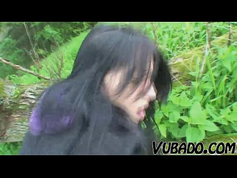 6 min REAL COUPLE OUTDOOR BLOWJOB AND FUCK youporn.com