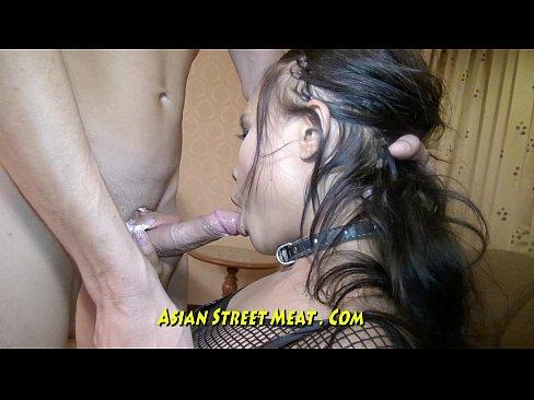 Sexo violento com a asiática profissional