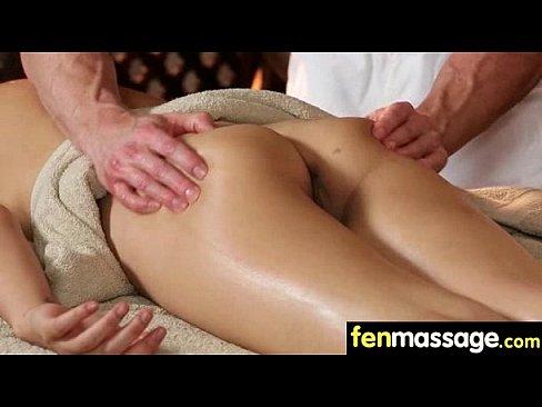 Турецкий массаж заканчивается сексом