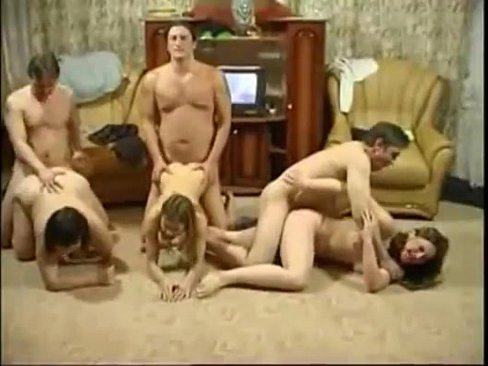 Wild homemade movie orgy eat that