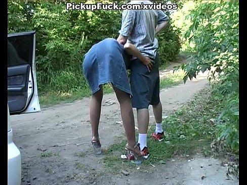 sex video outdoor