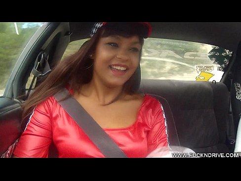 Drift Ride For Latina Sasha Jones