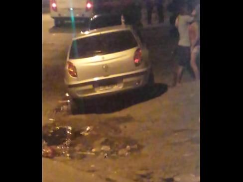 Flagra Em Madureira