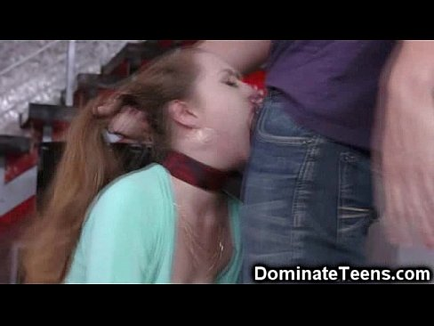 Hot Teen Slapped Rough and Annihilated!