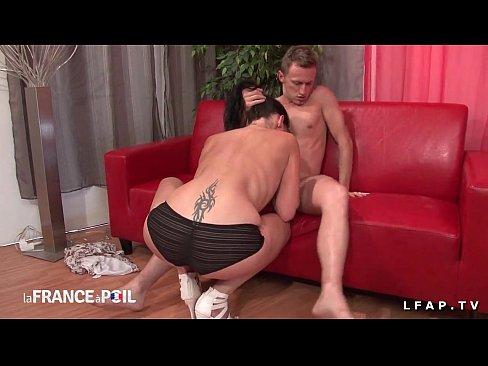 francaise anal