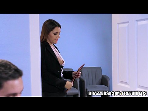 Office Porn With 3 Some Group On Brazzers