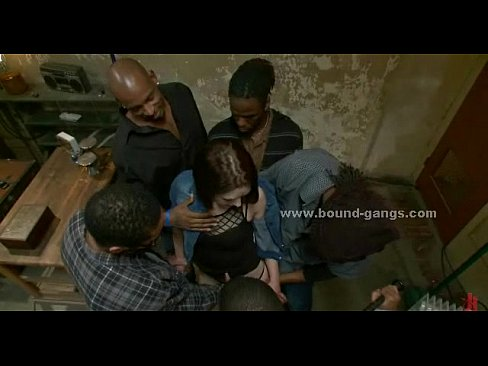 video lady brutal sado maso gang bang