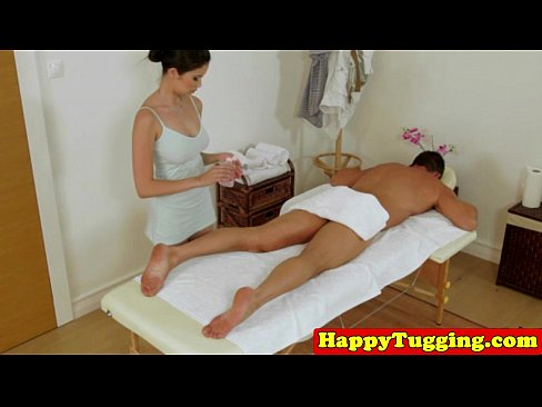 Real Massage Porn By Japanese Masseuse For Happy Client