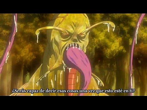 【エロアニメ】シオンシリーズ2話。陵辱される美人女戦士達
