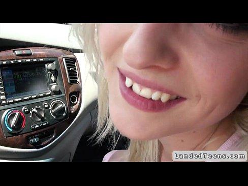 voyeur car blow job