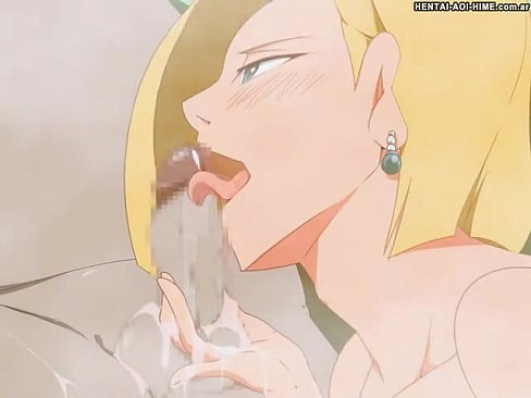 android 18 sex stories