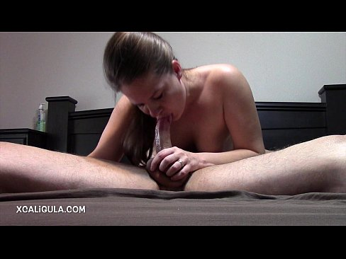 Azzurra gives blowjob while he sucks her clit. Cum in mouth ending