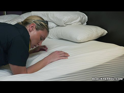 Suspect with big dick caught in hotel room