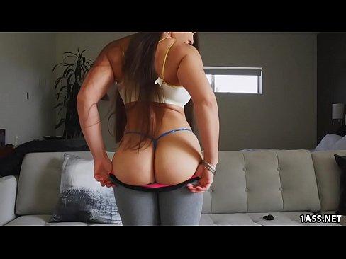 Big Ass Latina Marta La Croft Bounces On Doggy And Cowgirl