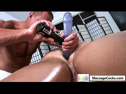 Massagecocks Zac's First Anal