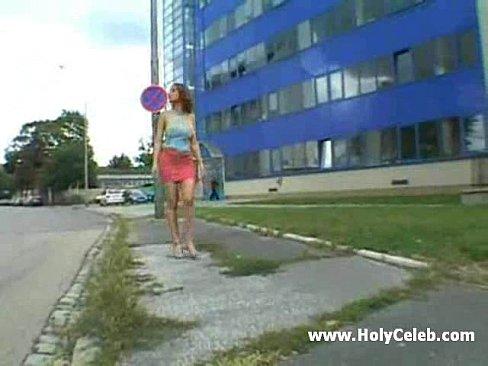 image Lenka gaborova picked up amp pussylicked