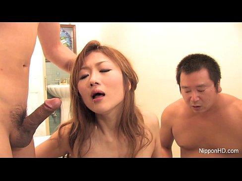 Erotic threesome shower massage stories