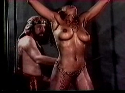 Black slave girl naked