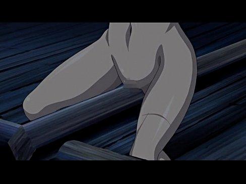 【エロアニメ】任務を失敗した巨乳おっぱいくノ一がお仕置きにSM調教の中出しで孕まされる
