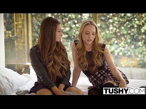 Cassidy E Aubrey As Estrelas Do Porno Anal