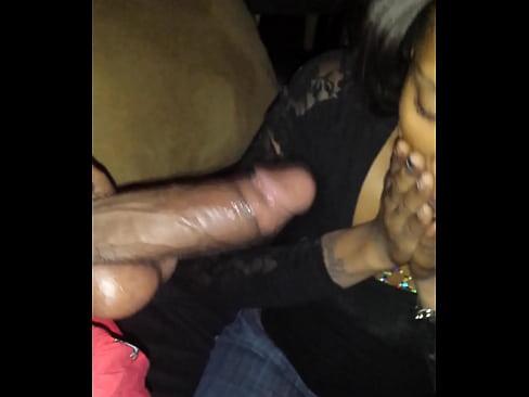 Masked young girl swallows big load 6