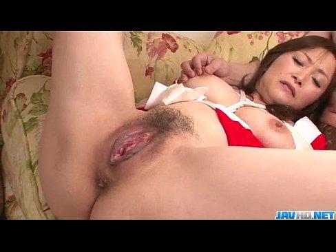 Miyama Ranko obedient milf wants cum on her mouth
